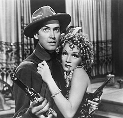 james stewart and marlene dietrich