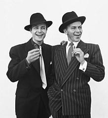 Brando and Sinatra