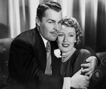 Brian Donlevy and Muriel Angelus