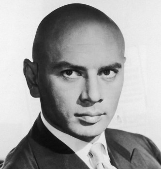 yul brynner speaking russian
